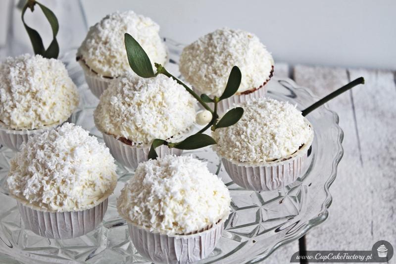 rafaello cupcakes